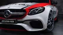 Mercedes-AMG E 63 S 4MATIC biztonsági autó