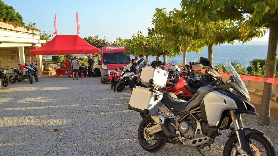 Ducati abre las inscripciones de su Rally Dos Mares Pirineos