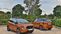 2018 Ford EcoSport ST-Line