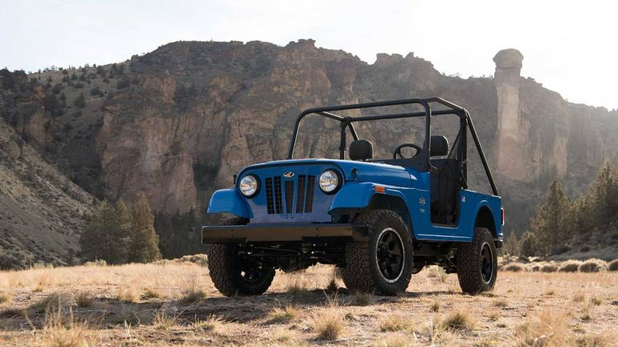 Judge rules Mahindra Roxor looks too much like a Jeep