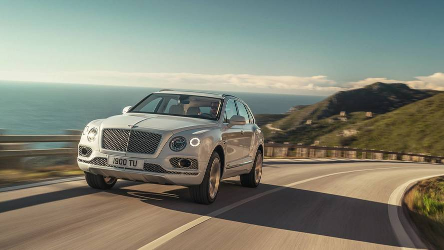 Bentley Bentayga hybride (2019)