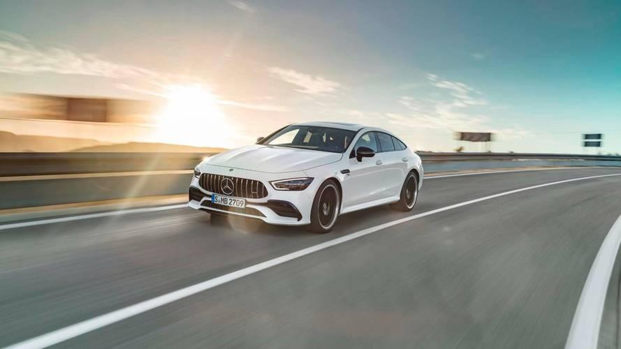 680 lóerős hibridként érkezhet az új Mercedes-AMG GT  Coupé