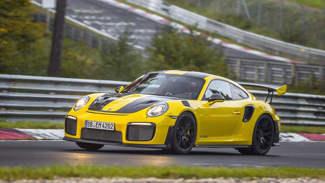 Porsche 911 GT2 RS: 2,21 Kilo pro PS