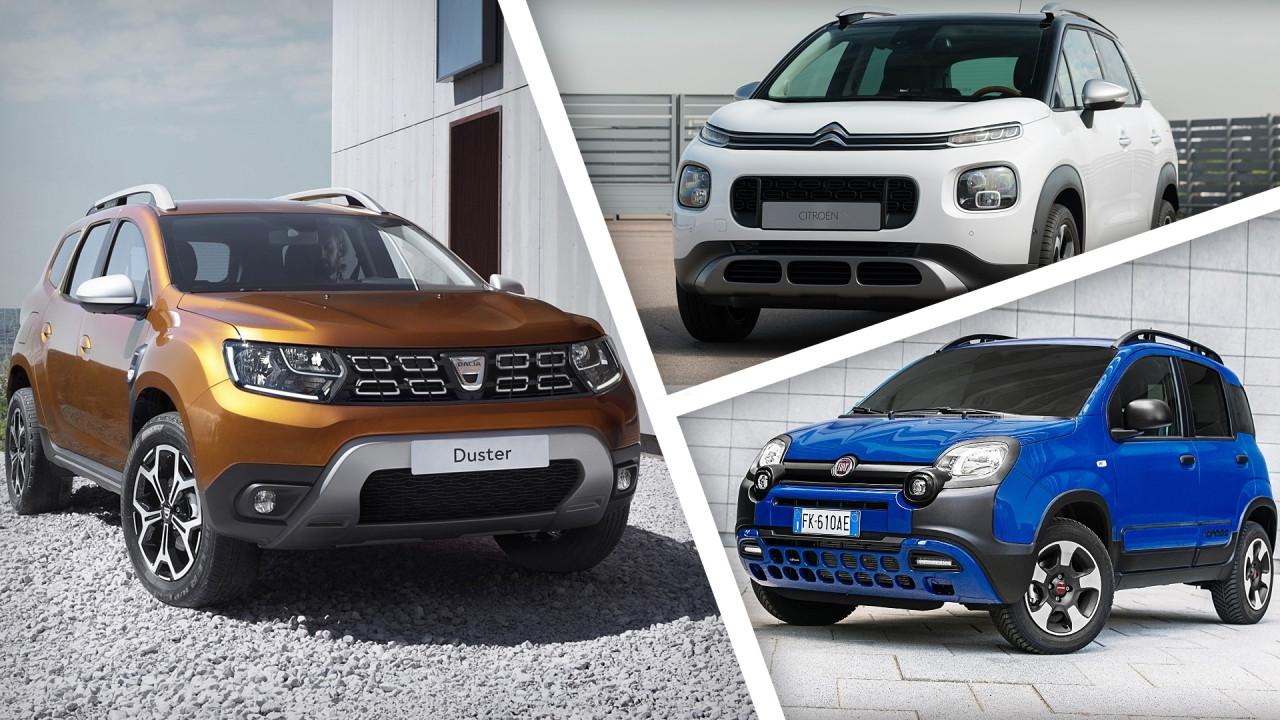 [Copertina] - I 10 SUV e crossover più economici del mercato