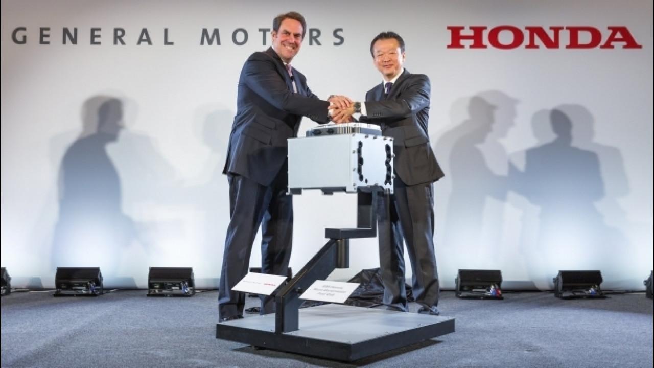 [Copertina] - Honda e GM insieme per lo sviluppo dei motori a idrogeno
