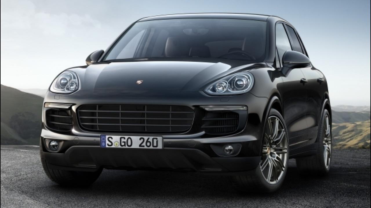 [Copertina] - Porsche Cayenne Platinum Edition, allestita da sportiva
