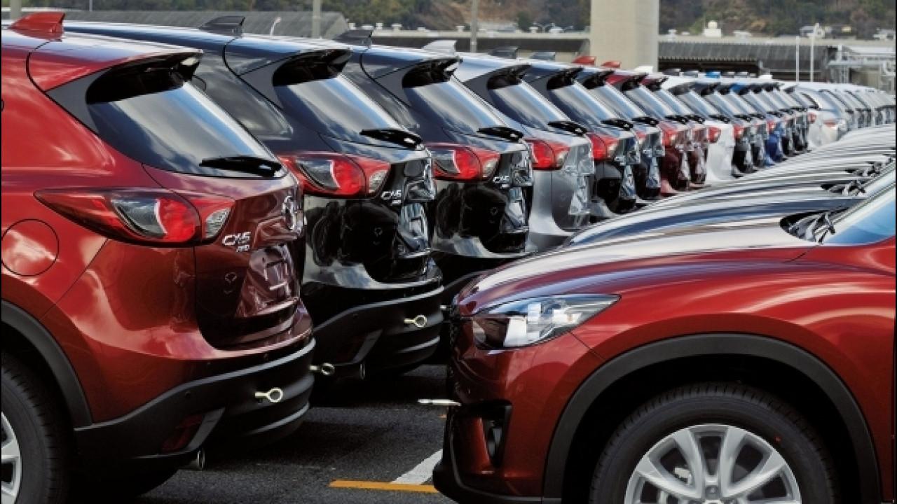[Copertina] - Vendite auto in Italia, nel 2017 previste 2 mln di immatricolazioni