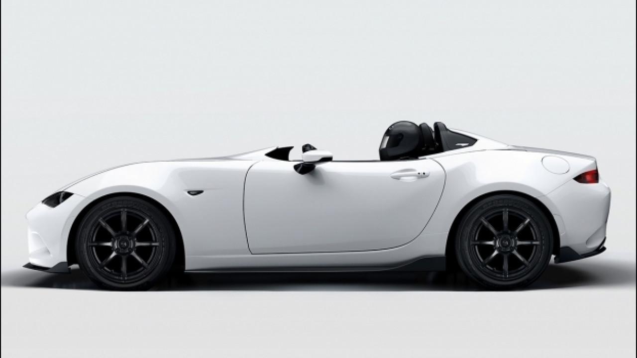 [Copertina] - Mazda, due concept per il SEMA 2016