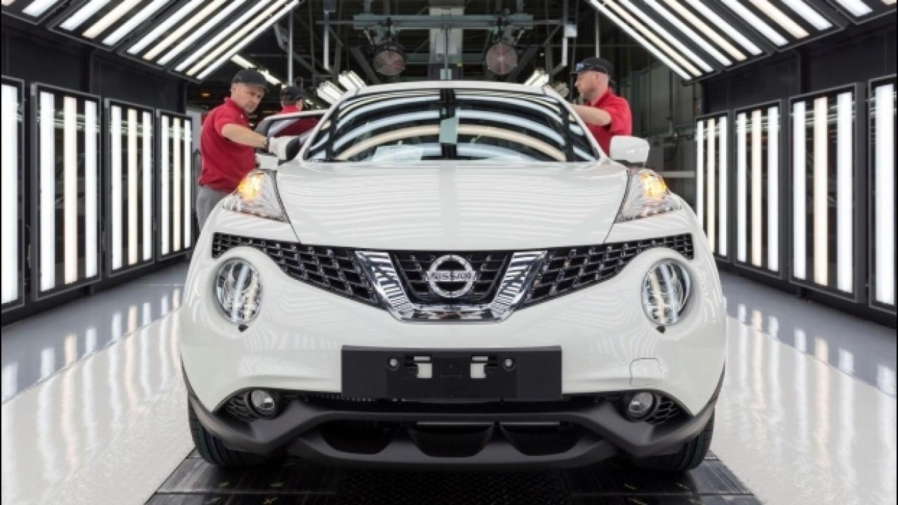 [Copertina] - Brexit, Nissan continuerà a produrre nel Regno Unito