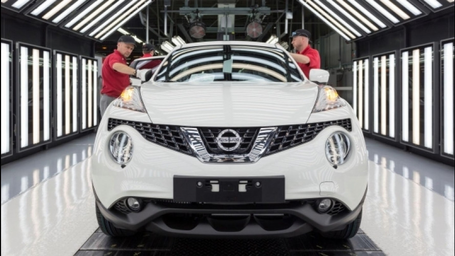 Brexit, Nissan continuerà a produrre nel Regno Unito