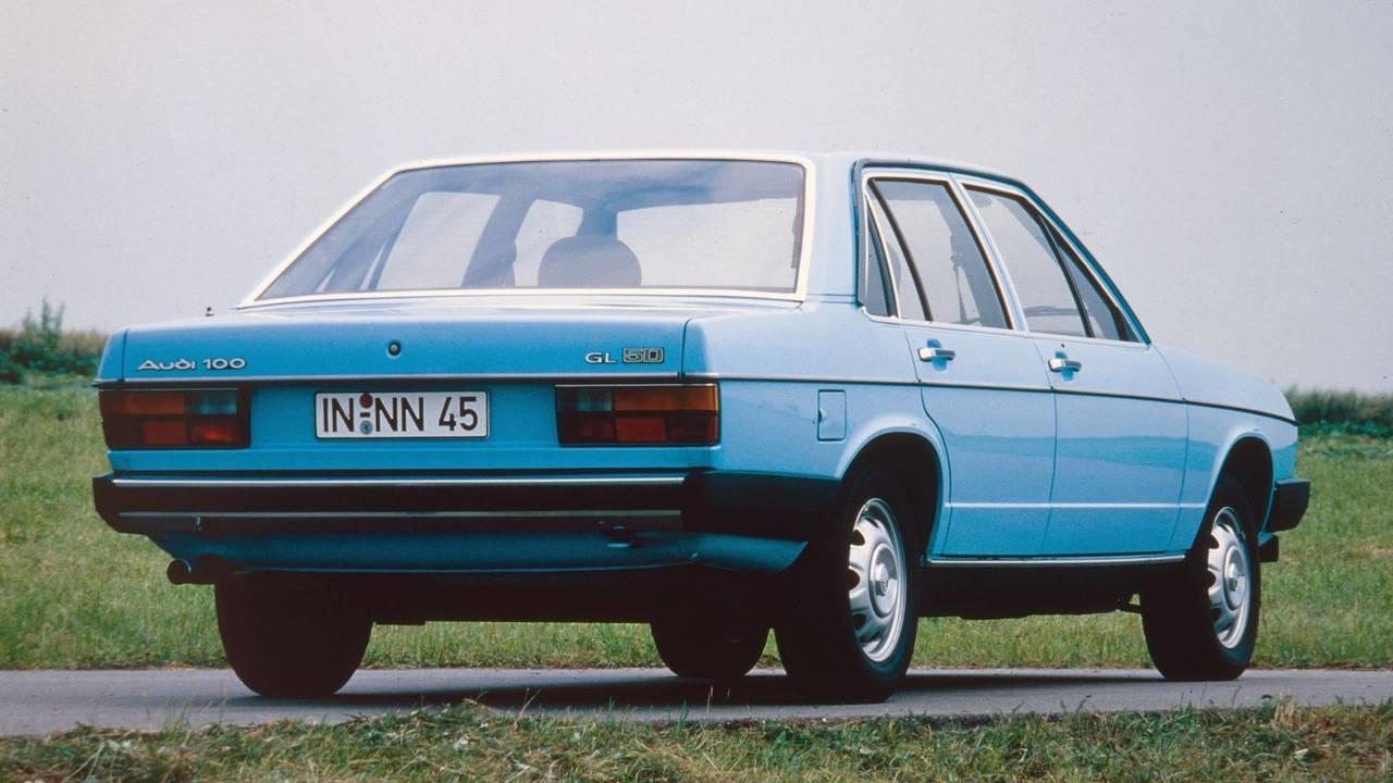 40 évvel ezelőtt - Bemutatkozik az Audi öthengeres dízelmotorja