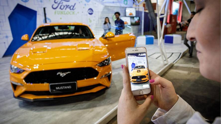 Ford - Campus Party Brasil 2018