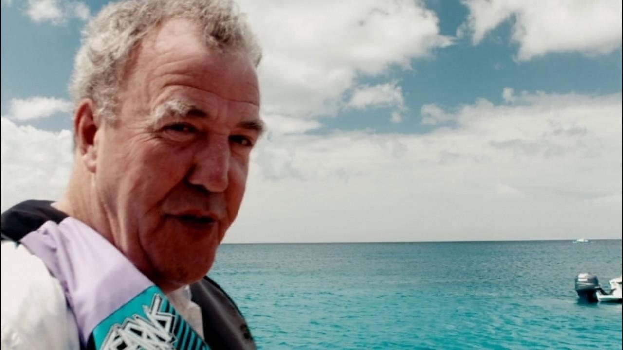 [Copertina] - Jeremy Clarkson imita Tom Hanks in The Grand Tour [VIDEO]