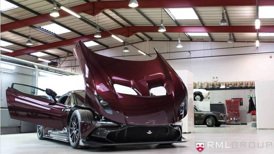 Aston Martin Vulcan - Un kit d'homologation route est disponible