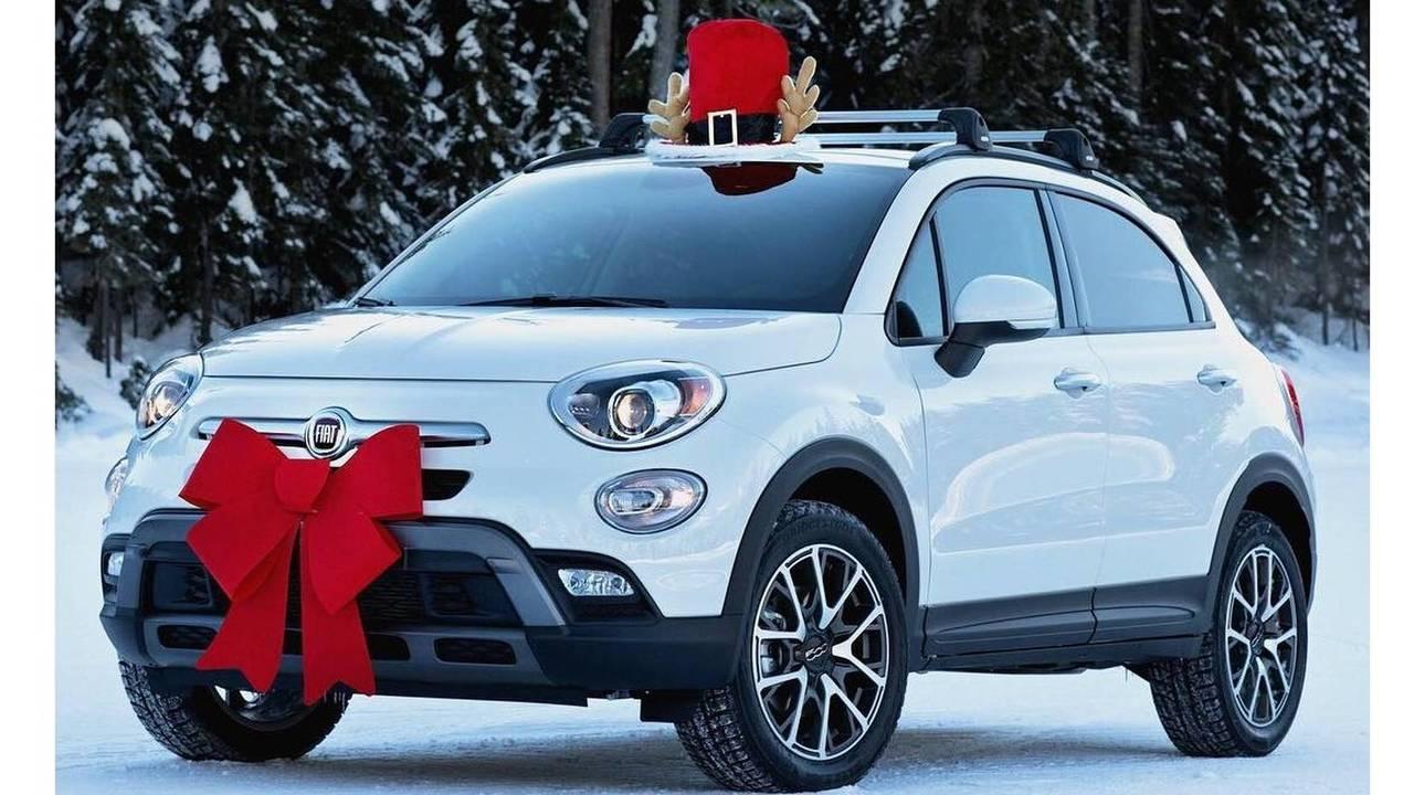 Fiat karácsonyi üdvözlet