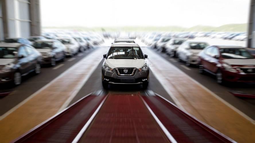 Nissan Kicks brasileiro começa a ser vendido na Argentina