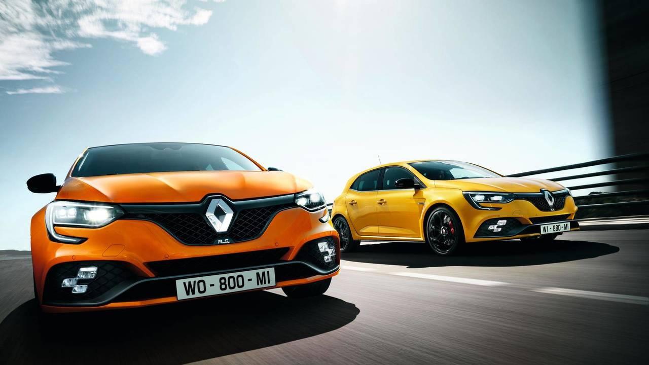 Compactos: Renault Mégane R.S. 2018