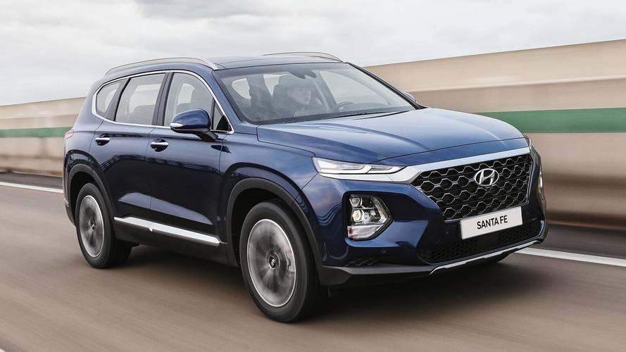 Já dirigimos Hyundai Santa Fe 2019 - Novo visual, maior e revitalizado