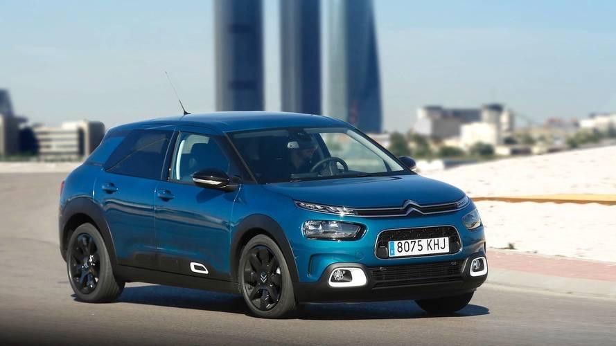 Citroën C4 Cactus 2018: precios de la versión 1.5 BlueHDi de 100 CV
