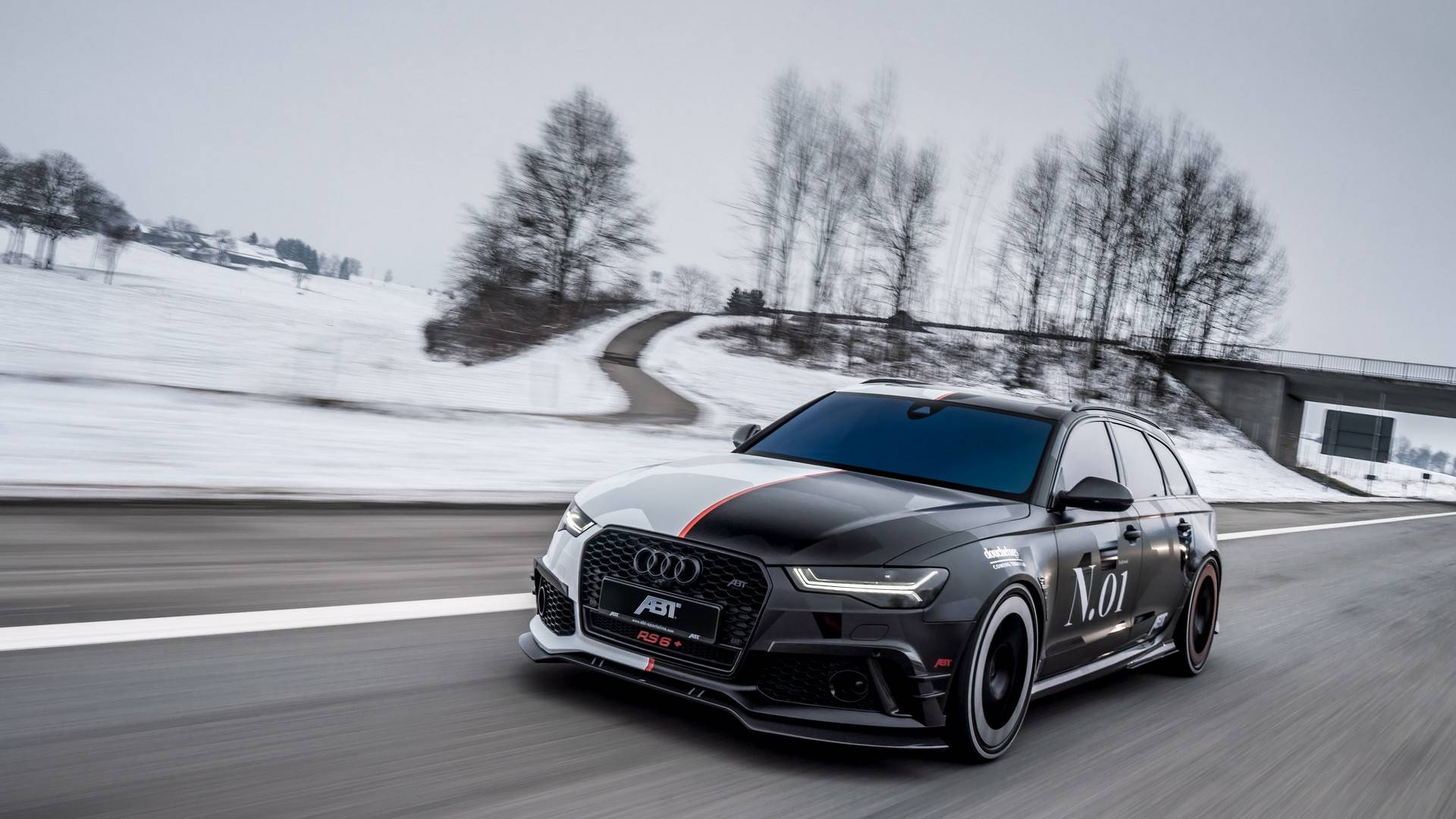 Jon Olsson S New 725 Hp Audi Rs6 Avant Is A Two Faced Super Wagon