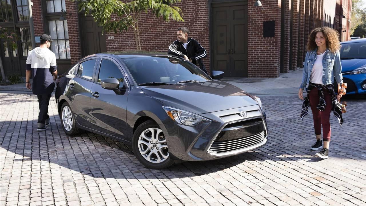 5. Toyota Yaris iA