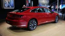 2019 Volkswagen Arteon At Chicago Auto Show