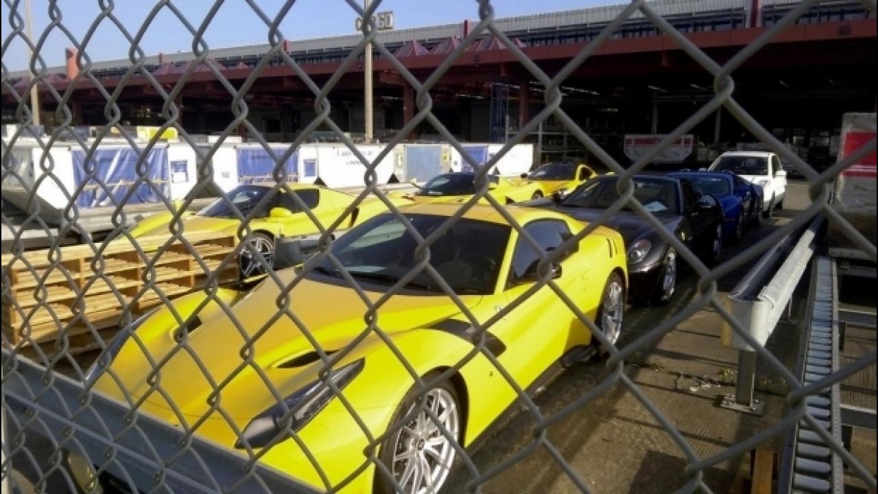 [Copertina] - Supercar, nuovo sequestro al vice-presidente della Guinea Equatoriale