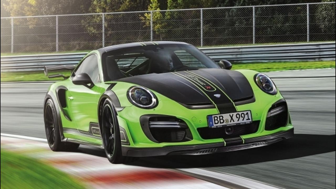 [Copertina] - Porsche 911 GTstreet R by Techart, per chi vuole di più