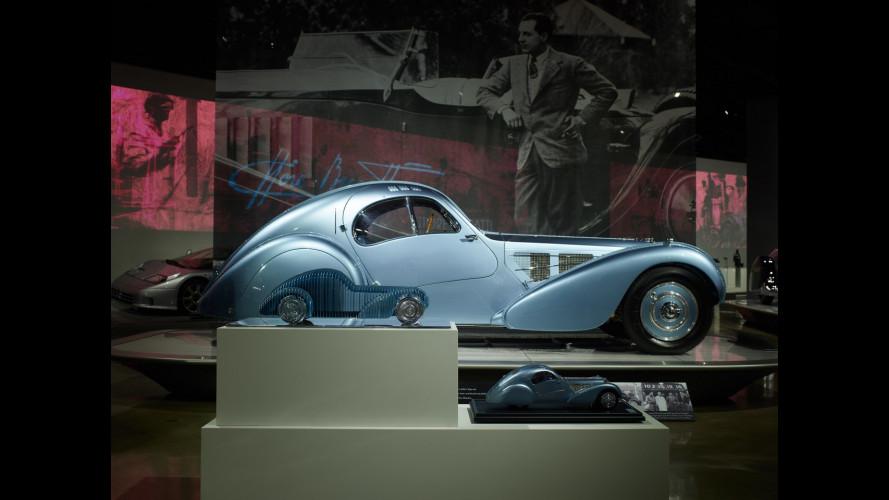 Bugatti, a Los Angeles una mostra senza precedenti