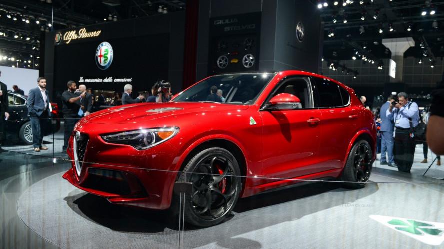 Alfa Romeo Stelvio, com'è vista dal vivo a Los Angeles [VIDEO]