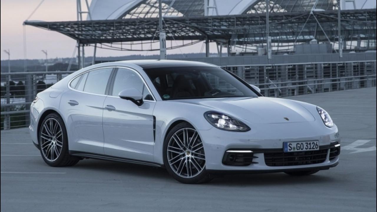[Copertina] - Porsche Panamera, arrivano il 3.0 da 330 CV e la versione Executive