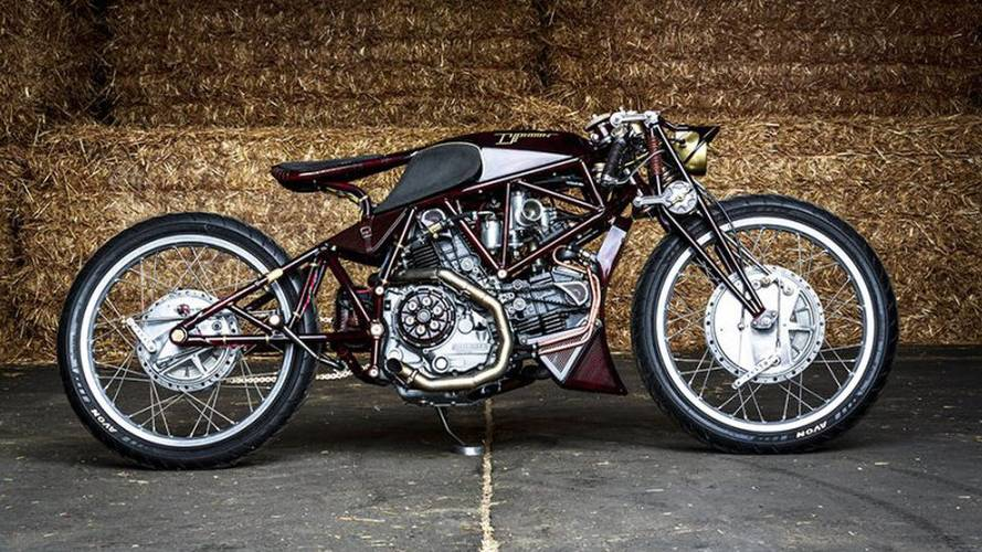 "Bike Of The Week: Old Empire Motorcycles' ""Typhoon"""