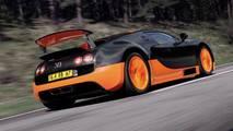Bugatti Veyron Super Sport - 431 km/h