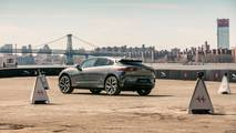 Ansel Elgort Drives Jaguar I-Pace