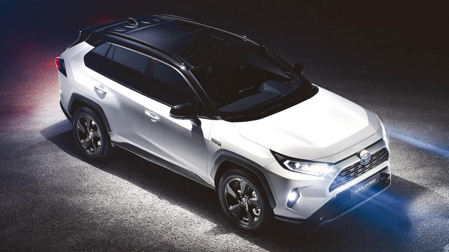 Komplett neuer Toyota RAV4 startet Ende Januar 2019