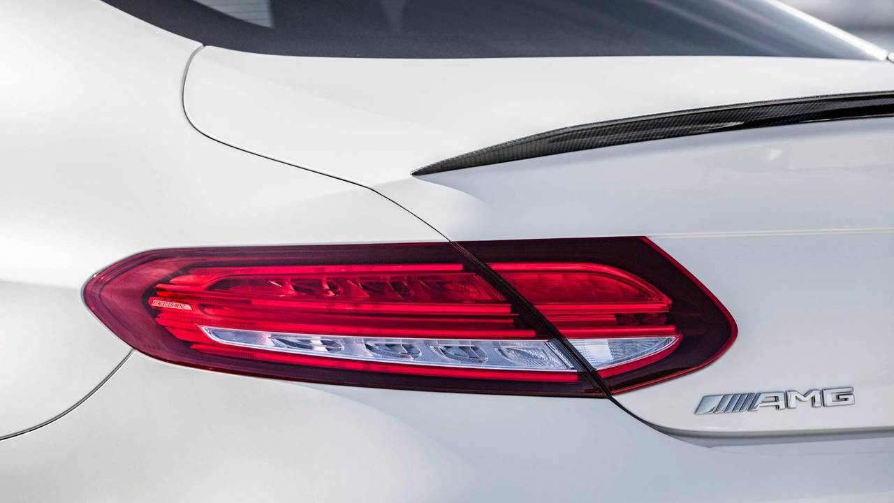 2019 Mercedes-AMG C63 Coupe