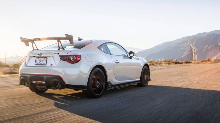 Subaru BRZ снимают с производства. «Тойоте» GT86 приготовиться?