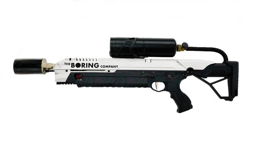 Elon Musk's Flamethrower