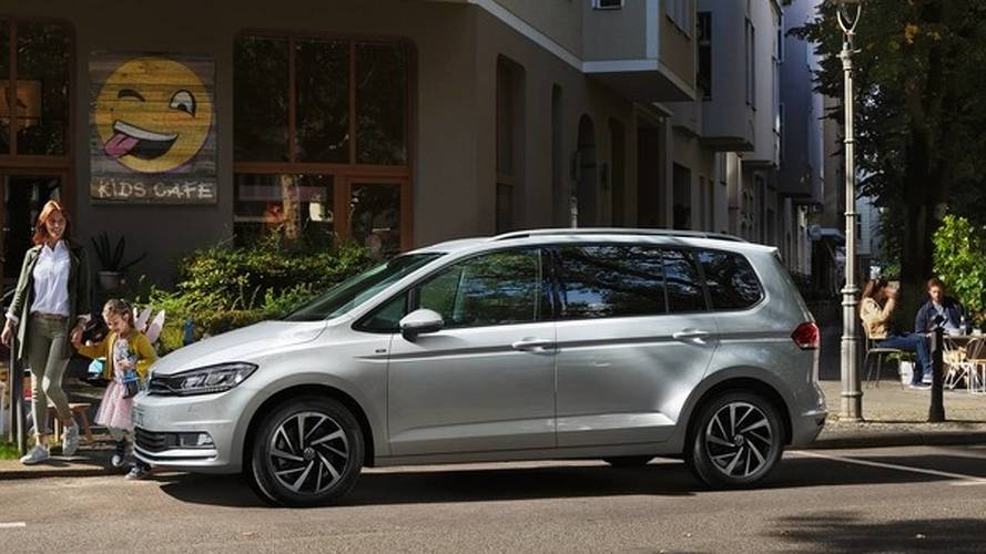 "Volkswagen lance un Touran ""Connect"""