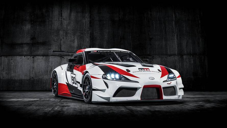 Is the Supra really going to Nascar?