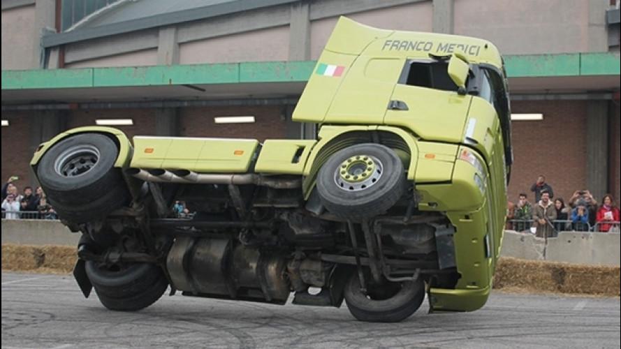 Ruotando, il trionfo dei motori nell'edizione 2016