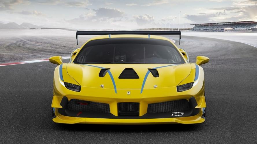 Ferrari 488 Challenge, una belva da 670 CV