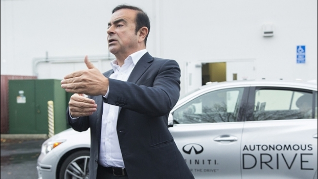[Copertina] - Renault-Nissan, 10 modelli con funzioni di guida autonoma entro il 2020