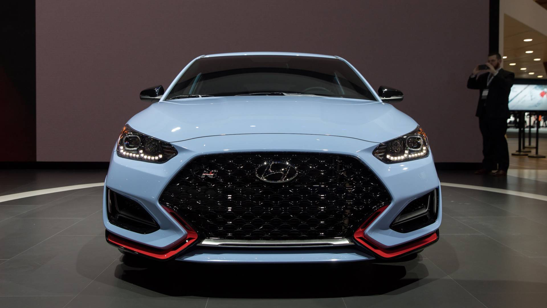2019 Hyundai Veloster N Coming To Us With 275 Hp Turbo Intercooler