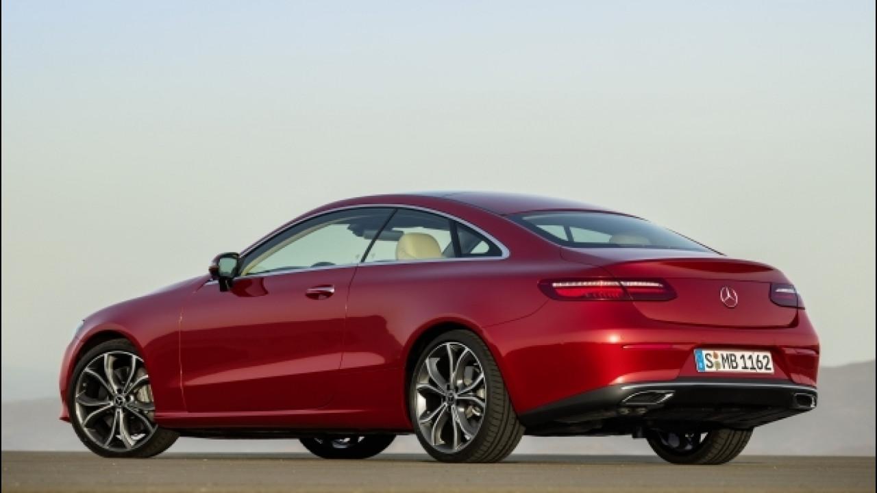 [Copertina] - Nuova Mercedes Classe E Coupé, due porte e tanto spazio [VIDEO]
