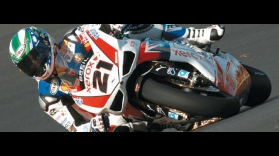 La carriera di Troy Bayliss in un libro
