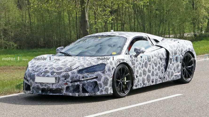 McLaren confirma un híbrido para 2021, que estrenará plataforma