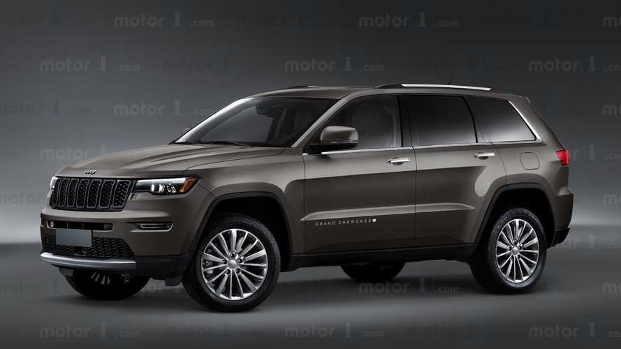 2022 Jeep Grand Cherokee: Here's What It Could Look Like