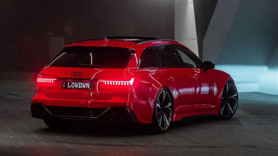 This third-party 2020 RS6 Avant ad is better than Audi's own