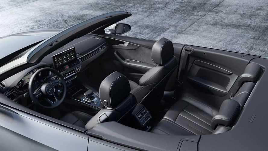 Audi A5 Cabrio 2021